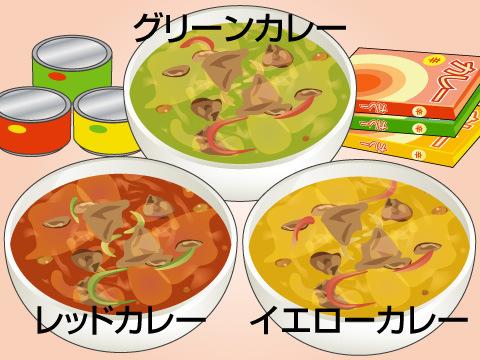 タイカレーは日本でも大人気