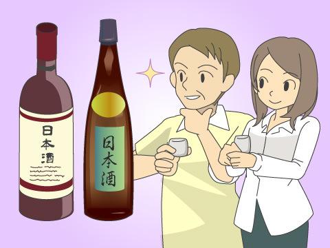 日本酒ブーム再来