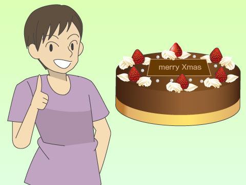 日本で最初のクリスマスケーキ
