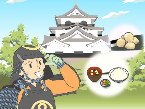 日本の外食産業は江戸時代に登場