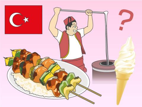 なぜトルコ料理なのか?