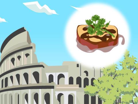 フォアグラは古代ローマから伝来