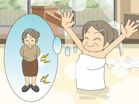 温泉の適応症