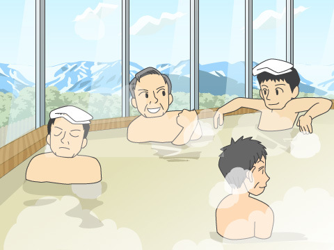 循環風呂が登場した背景