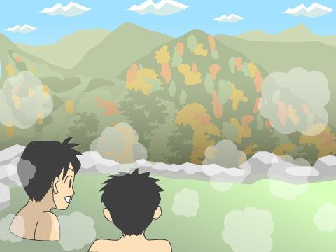 【十勝岳温泉】大パノラマが迫り来る雲上の温泉