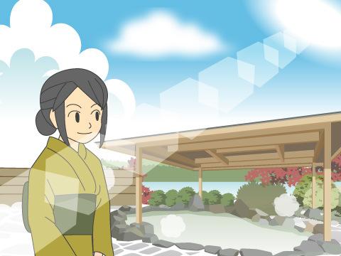 城崎温泉とゆかた