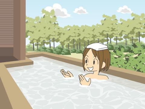 共同浴場「下ん湯」(したんゆ)