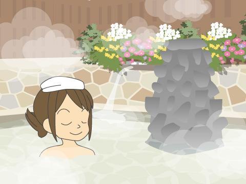 中房温泉(長野県)