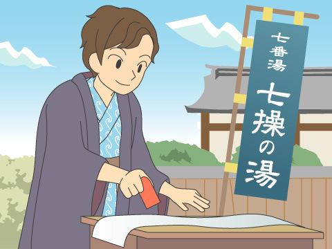渋温泉(長野県)の「九湯めぐり」