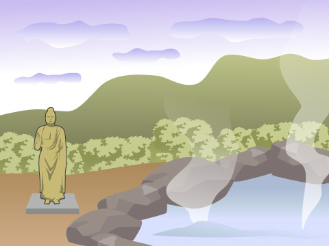 山中温泉(石川県)と行基