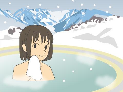 マキノ高原温泉 さらさ(滋賀県)