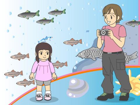蓼科アミューズメント水族館(長野県)