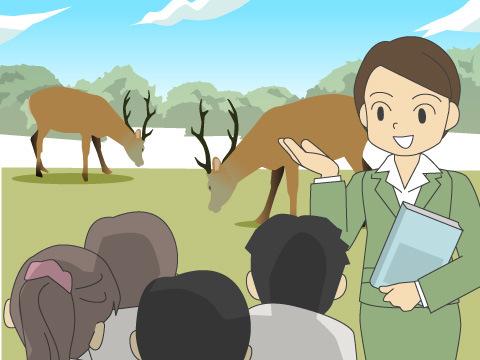 【教育・環境教育】 疑問に答えることも大きな使命