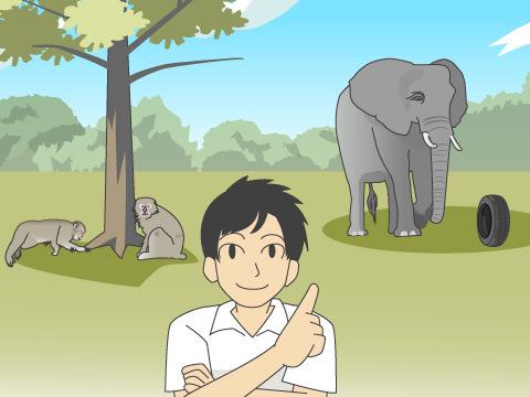「環境エンリッチメント」の試み