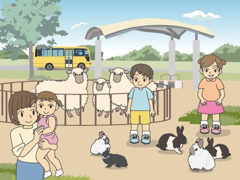 移動動物園