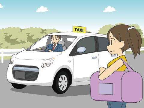 安心・便利なペット専用タクシーが登場