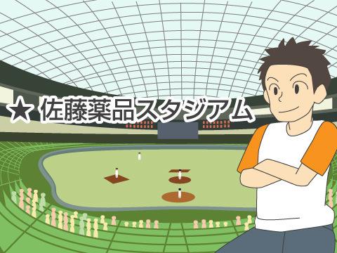 佐藤薬品スタジアム