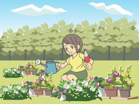 庭園植物園
