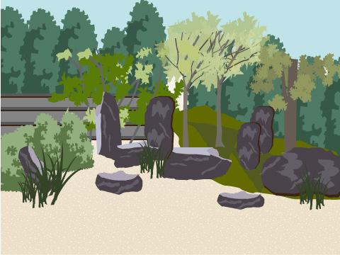 日本庭園の歴史