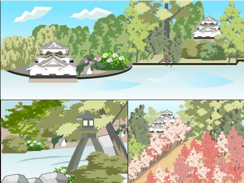 日本三大名園