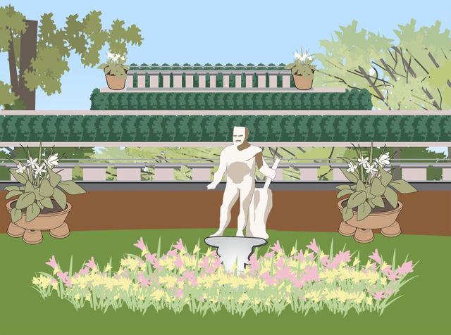 イタリア式庭園の歴史