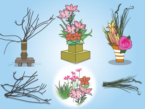 生け花の基本