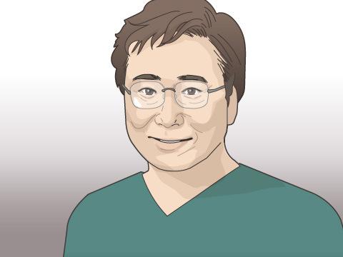 高須克弥氏の人物像
