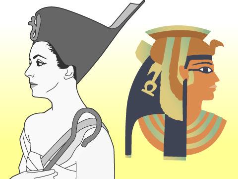 クレオパトラ7世(紀元前69年~紀元前30年)