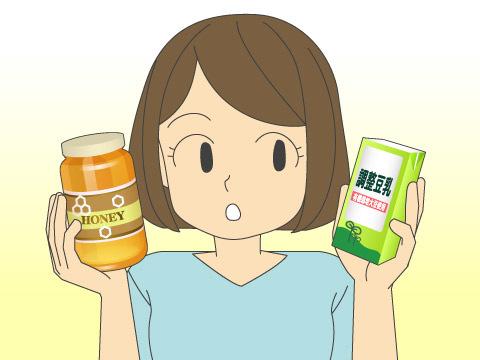 美容に効く食品や飲料