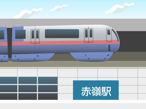 日本一南にある駅