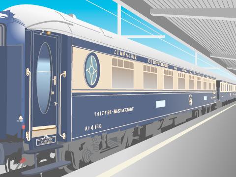 世界的な鉄道スポット:高級夜行列車編