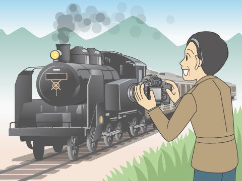 列車写真(走行写真)