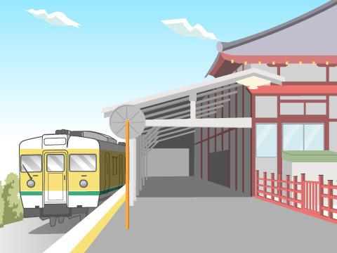駅鉄にオススメ! 新潟県・JR弥彦線 「弥彦駅」