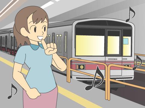 音鉄にオススメ! 東急東横線「渋谷駅発車メロディ」