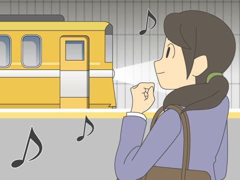 音鉄にオススメ! 名古屋市営地下鉄「発車ベル」