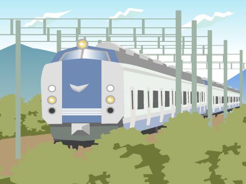 季節ごとの列車の特集は必読