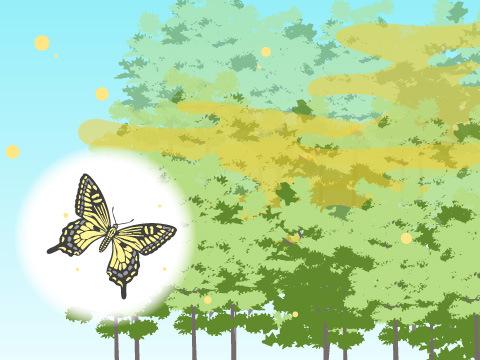 春の花粉症