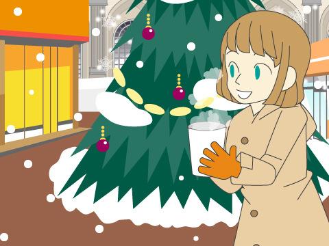 クリスマスマーケット/ドイツ