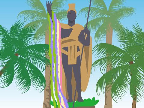 キングカメハメハ・セレブレーション/ハワイ
