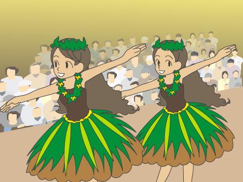 メリー・モナーク・フェスティバル/ハワイ