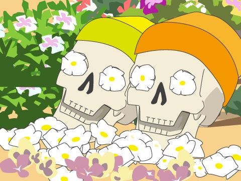 頭蓋骨の日/ボリビア