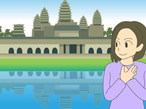 アンコール/カンボジア