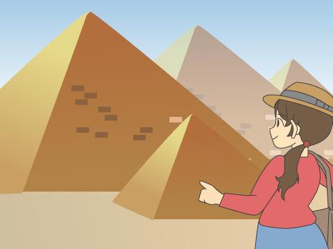 メンフィスとその墓地遺跡/エジプト・アラブ共和国