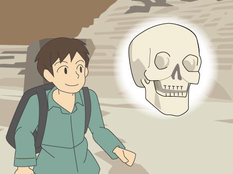 南アフリカの人類化石遺跡群/南アフリカ