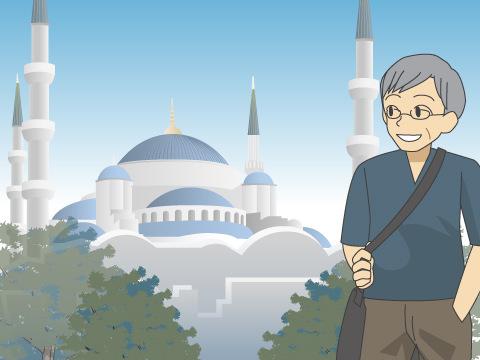 イスタンブール歴史地域/トルコ