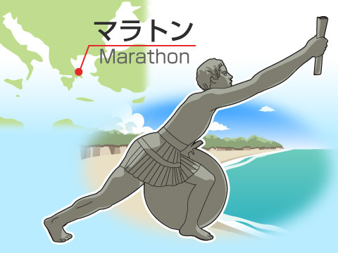 マラソンの起源