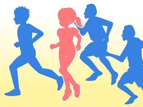女子マラソンの先駆者達