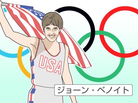 オリンピックでの女子マラソンと日本での隆盛