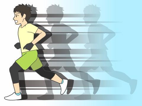 スピードを付けるトレーニング