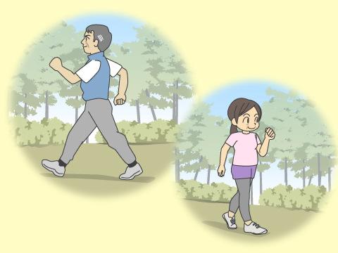 中高年ランナーのトレーニング